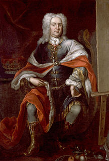 James Brydges, 1st Duke of Chandos English politician