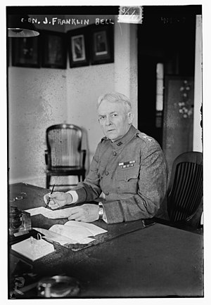 J. Franklin Bell - Bell in 1917