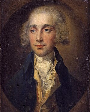 James Maitland, 8th Earl of Lauderdale - Image: James Maitland, 8th Earl of Lauderdale by Thomas Gainsborough