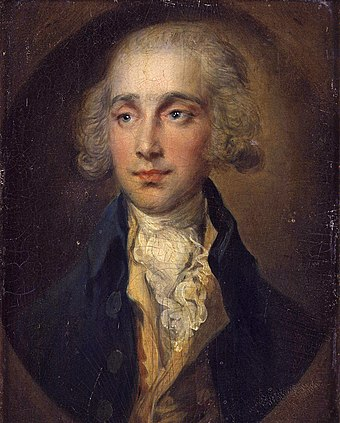 Arnold duellist, the Earl of Lauderdale, portrait by Thomas Gainsborough James Maitland, 8th Earl of Lauderdale by Thomas Gainsborough.jpg