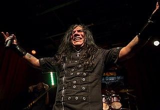 James Rivera American heavy metal singer