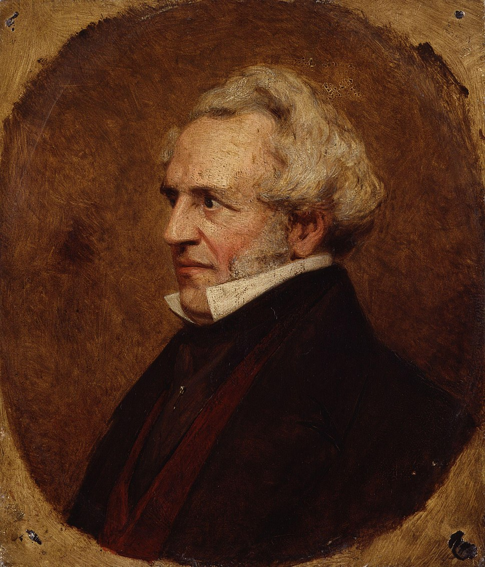 James Silk Buckingham by Clara S. Lane