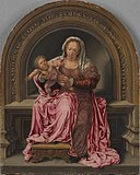 Jan Gossaert gen. Mabuse - Maria mit Kind - WAF 306 - Bavarian State Painting Collections.jpg