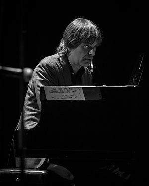 Jan Lundgren - Jan Lundgren at Cosmopolite, Oslo, in 2015.