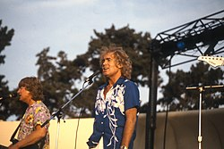 Jan and Dean performing at Orange County Fair, 1985.jpg