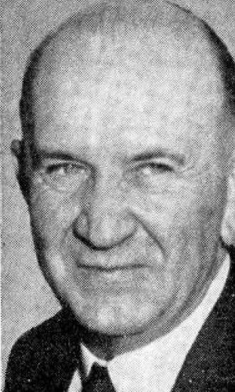 President of the Senate of South Africa - Image: Jan de Klerk