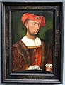Jan mostaert, ritratto d'uomo, 1520 ca.JPG