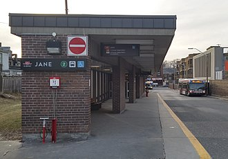 Jane station - Image: Jane Subway Station (Armadale)