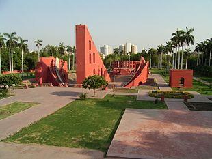 Lo Yantra Mandir di Delhi