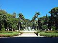 Jardim simétrico do Palácio Guanabara.jpg