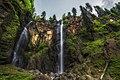 Jarogo waterfall, Swat.jpg