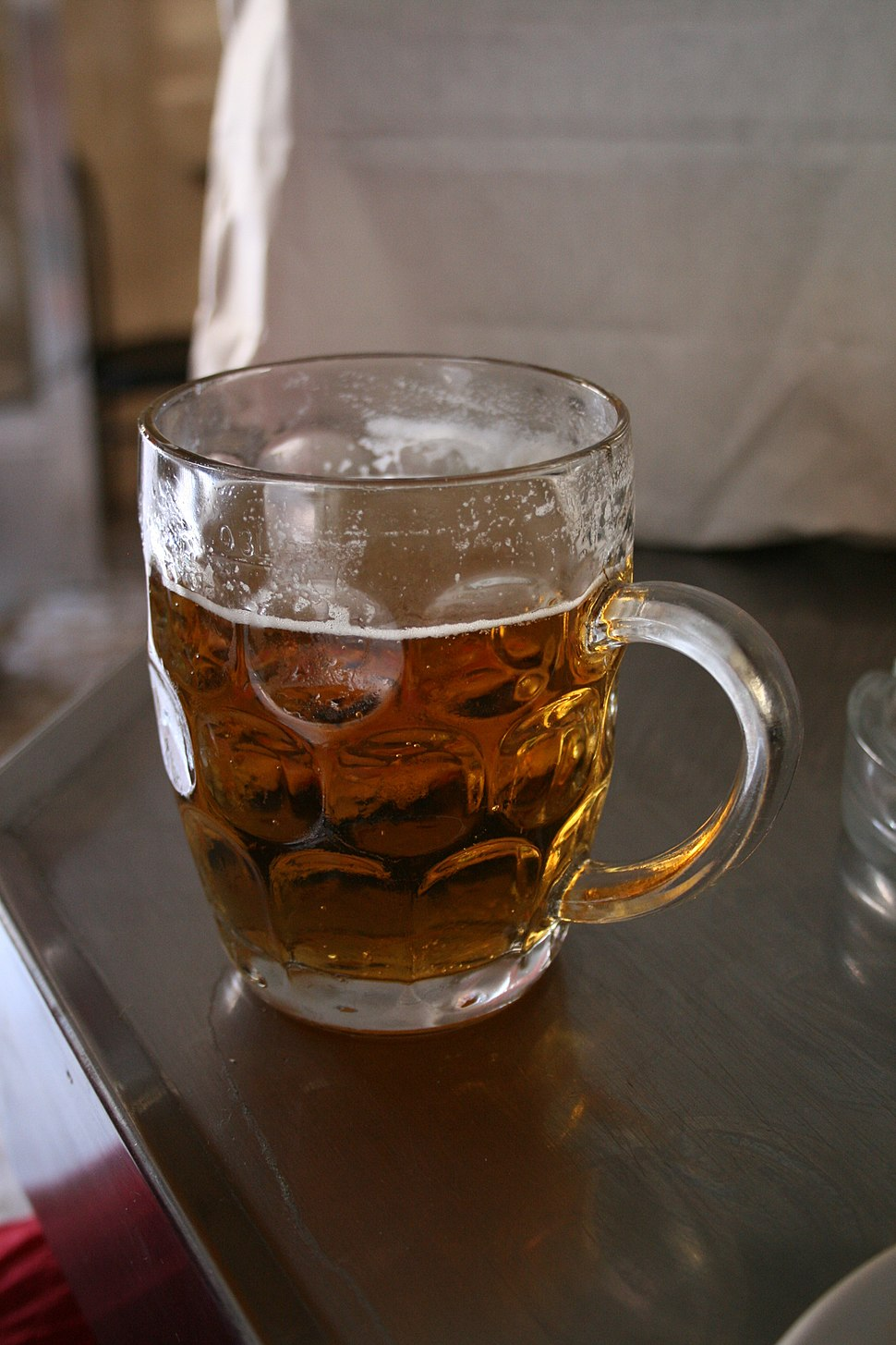 Jarra cerveza- Guio