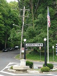 Jenkintown, Pennsylvania Borough in Pennsylvania, United States