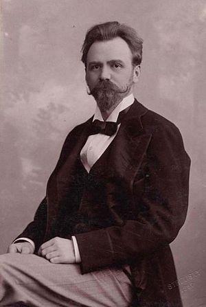 Jenő Hubay - Hubay in 1897