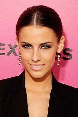 Jessica Lowndes, 2009.