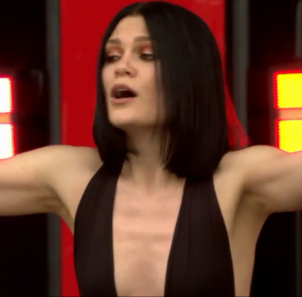 Jessie J performing in 2018 Jessie J Isle of Wright Festival 2018 2.png