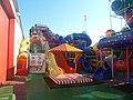 Jeux d'extérieur à la plaine Clown Kéa - panoramio (1).jpg