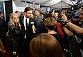 Jim Parrack and Leven Rambin at the premiere.jpg