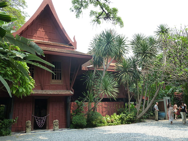 File:Jim Thompson House Bangkok P1110293.JPG