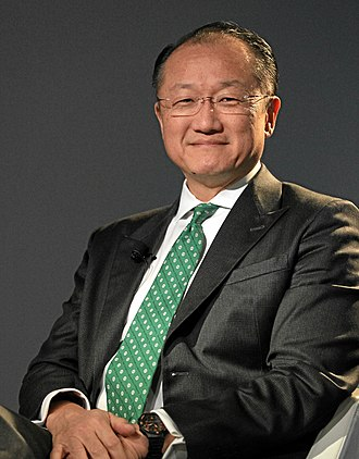 Jim Yong Kim - Kim  during the WEF 2013