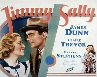 <i>Jimmy and Sally</i> 1933 film by James Tinling