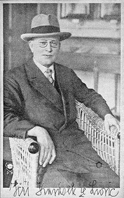 Jiri Karasek ze Lvovic 1930
