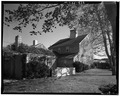 Job Macy House, 11 Mill Street, Nantucket, Nantucket County, MA HABS MASS,10-NANT,51-3.tif