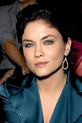 Jodi Lyn O'Keefe - Jodi Lyn O'Keefe at Los Angeles Fashion Week, Smashbox Studios, Culver City on March 9, 2008