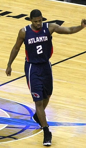 2001 NBA draft - Joe Johnson, the 10th pick