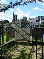 John 'Tar' McAdam's headstone. Moffat. - geograph.org.uk - 1506909.jpg