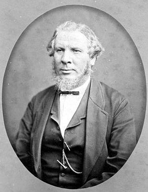 John Anderson (mayor) - John Anderson