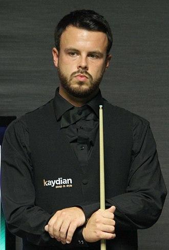 John Astley (snooker player) - Paul Hunter Classic 2016