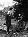 John Bachelder with his wife taken at Gettysburg PA 1890.jpg