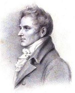 John Carr (travel writer) - Sir John Carr, 1809 engraving