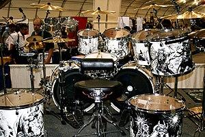 John Dolmayan - Dolmayan drumset