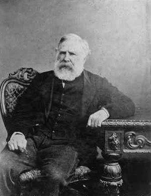 "Hart's Mill - John Hart, the namesake of ""Hart's Mill""."