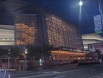 John S. and James L. Knight Foundation - John S. and James L. Knight Concert Hall, Miami, Florida, 2008