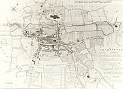 John Snape Lichfield Plan