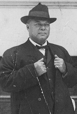 John Henry Wise - Senator Wise in 1920