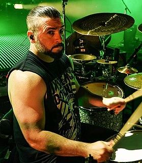 John Dolmayan Armenian-Lebanese-American musician