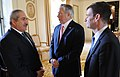 Jordanian Foreign Minister Judeh Chats With Special Envoy Hale.jpg