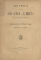 José Font y Martí (30-06-1889) Real Academia Nacional de Medicina, discurso.png