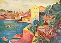Josef Eberz - Bucht von Ragusa, 1929.jpg