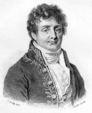 Greenhouse gas footprint - Joseph Fourier; first to pursue climate change