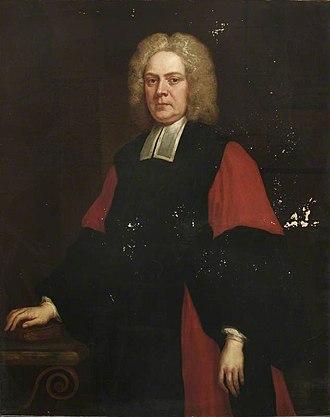 Joseph Wilcocks - Image: Joseph Wilcocks 1737