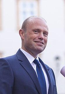 Joseph Muscat Former Prime Minister of Malta