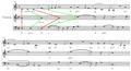 Josquin Missa Lhomme arme super voces musicales Agnus Dei II opening.png