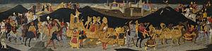 Journey of the Queen of Sheba