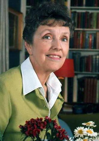Joyce Grenfell - Grenfell in 1972