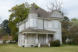 National Register of Historic Places listings in Little River County, Arkansas - Image: Judge Jefferson Thomas Cowling House